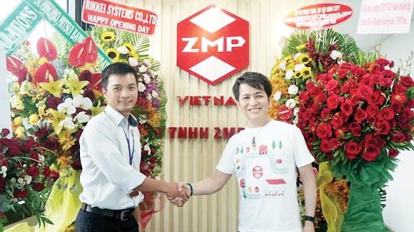 Công ty giải pháp công nghệ xe tự lái hàng đầu Nhật Bản đã có mặt tại Việt Nam