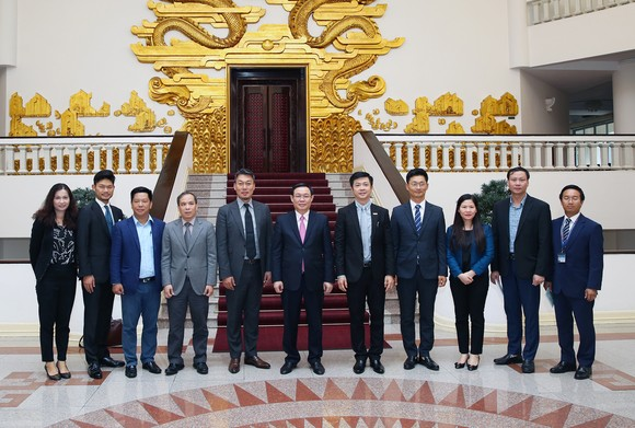 Phó Thủ tướng Vương Đình Huệ hoan nghênh Công ty công nghệ Alliex Hàn Quốc đến Việt Nam đầu tư ảnh 2