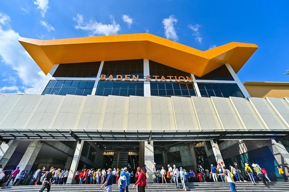 Những góc chụp đẹp mê mẩn ở Nhà ga cáp treo lớn nhất thế giới tại Tây Ninh ảnh 2