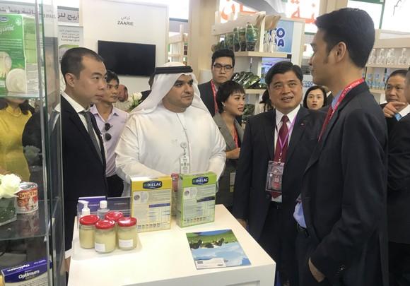 Vinamilk ký hợp đồng 20 triệu đôla Mỹ ngay tại Hội chợ quốc tế Gulfood Dubai 2020