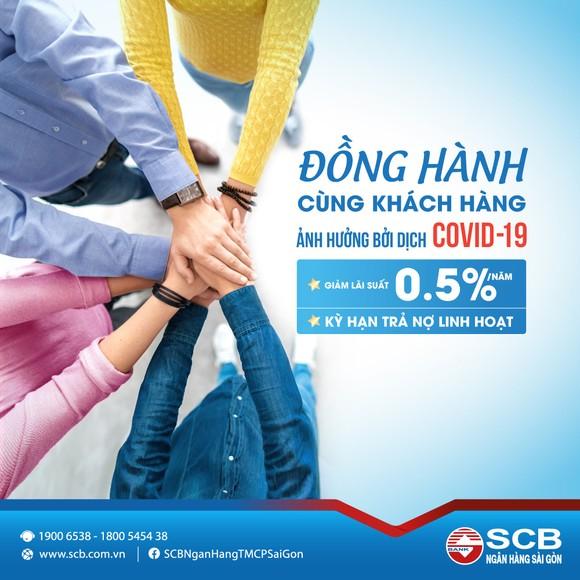 SCB đảm bảo hoạt động kinh doanh liên tục, đáp ứng nhu cầu giao dịch tài chính của khách hàng ảnh 1
