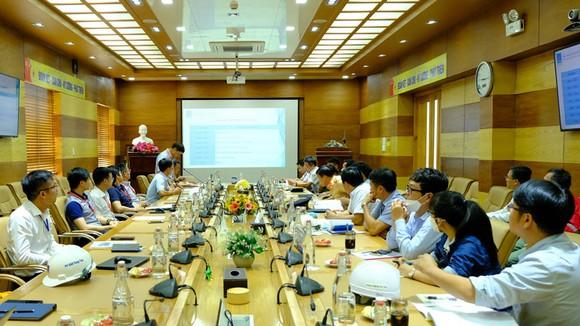 KVT diễn tập tình huống an ninh cảng biển và ứng phó sự cố tràn dầu 2020 ảnh 2