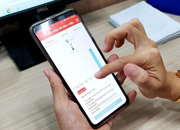 App đếm bước chân của Saigon Co.op vừa ra mắt người tiêu dùng