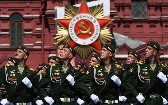 Nga duyệt binh kỷ niệm 75 năm chiến thắng trong Chiến tranh Vệ quốc vĩ đại ảnh 2