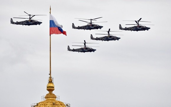Nga duyệt binh kỷ niệm 75 năm chiến thắng trong Chiến tranh Vệ quốc vĩ đại ảnh 3