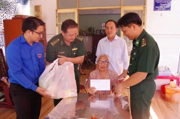 Đồn Biên phòng Cần Thạnh tri ân thương binh liệt sĩ ảnh 1