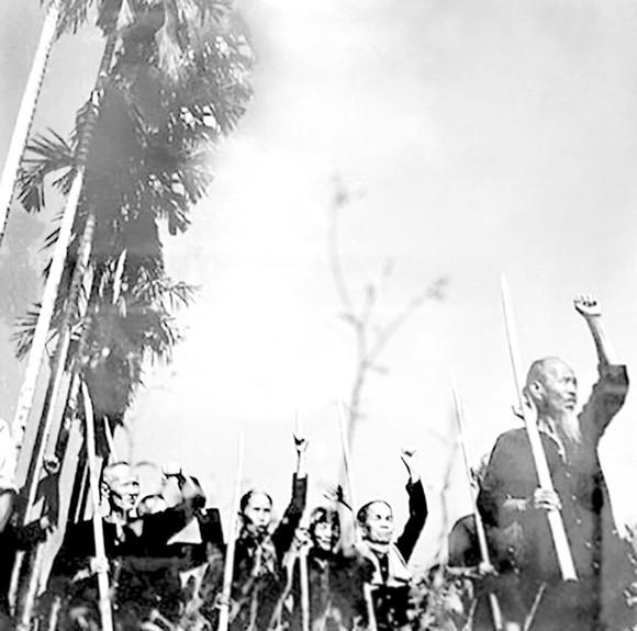 Khởi nghĩa Nam Kỳ góp phần tô thắm trang sử quật cường của dân tộc(*)  ảnh 1