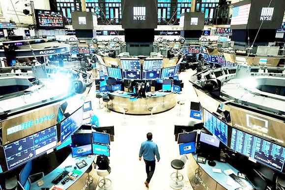 Sàn giao dịch chứng khoán New York tại Mỹ
