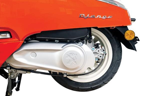 Hợp tác chiến lược sản xuất kinh doanh xe máy Peugeot ảnh 1