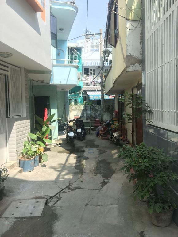 Sớm khai thông hẻm nối đường Bùi Đình Túy và Chu Văn An ảnh 1