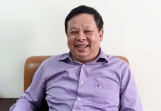 Vụ trưởng Vụ Thi đua, Khen thưởng, Bộ VH-TT-DL Phùng Huy Cẩn