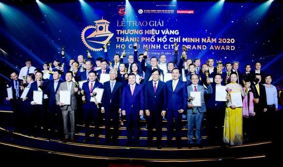 Rex Hotel Saigon được bình chọn nhận Giải thưởng Thương Hiệu Vàng TPHCM năm 2020 ảnh 2