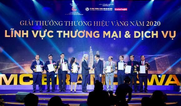 Rex Hotel Saigon được bình chọn nhận Giải thưởng Thương Hiệu Vàng TPHCM năm 2020 ảnh 1