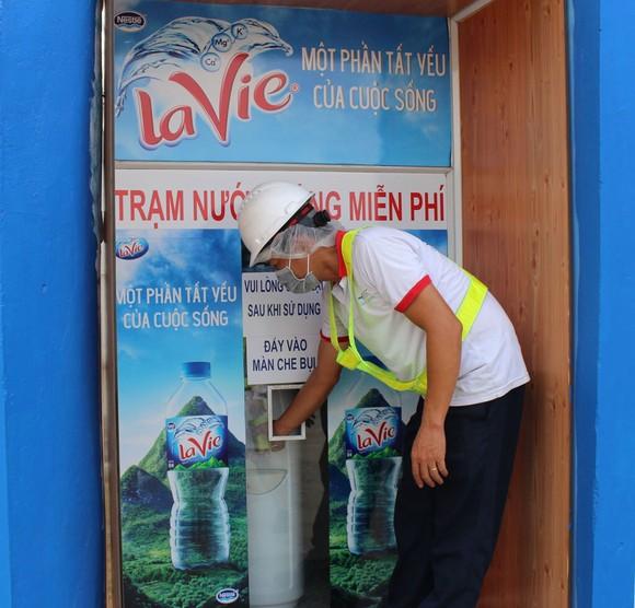 La Vie đặt mục tiêu hoàn trả 100% nước sử dụng cho sản xuất đến năm 2025 ảnh 1