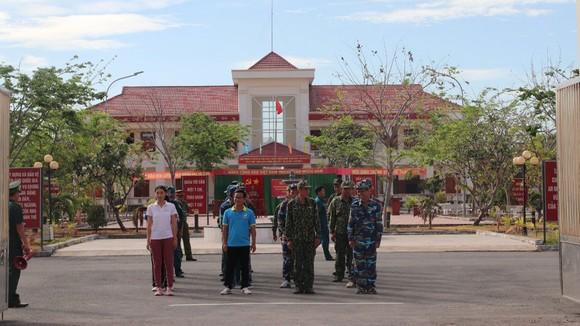 Đồn Biên phòng Cần Thạnh tổ chức 'Ngày chạy thể thao quân sự' 2021 ảnh 3