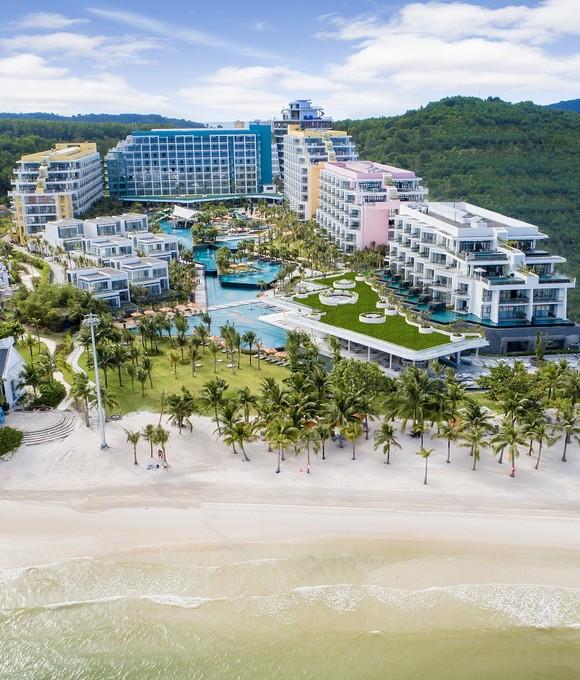 Đón mùa đẹp nhất trong năm tại một trong những khu nghỉ dưỡng tuyệt vời nhất đảo ngọc ảnh 1