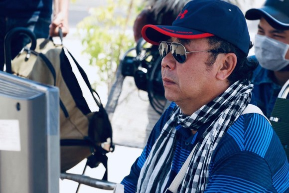 Đạo diễn Trần Ngọc Phong: Tôi dành nhiều tâm huyết cho 'Cơn giông' ảnh 1