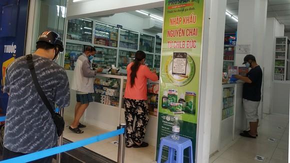 Lô C chung cư Thành Thái (phường 14, quận 10) trở thành điểm cách ly tập trung