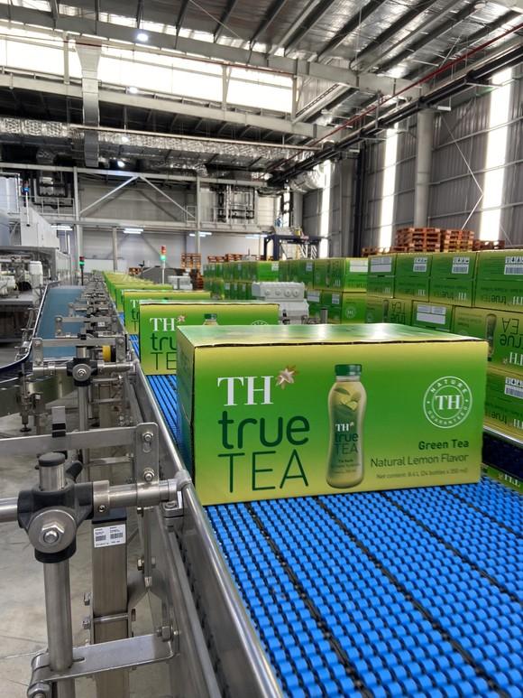 Tập đoàn TH tung sản phẩm mới: Trà tự nhiên TH true TEA ảnh 1