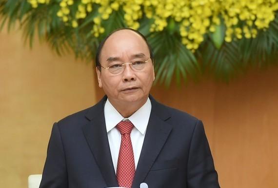 Chủ tịch nước Nguyễn Xuân Phúc. Ảnh: QUANG PHÚC