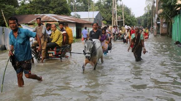 Lũ lụt ngày càng trầm trọng ở Bangladesh