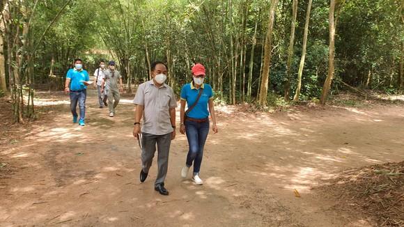 Saigontourist Group tiếp tục tài trợ, tổ chức 8 tour tri ân cho hàng ngàn y bác sĩ tại Cần Giờ, Củ Chi   ảnh 3
