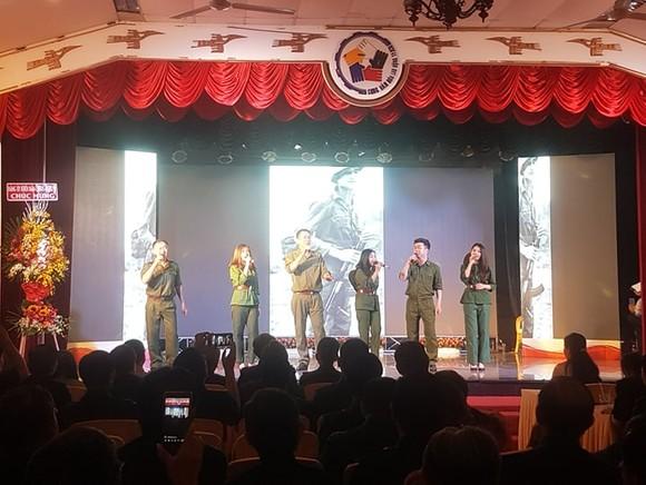 Họp mặt các thế hệ cựu chiến binh Việt Nam Khối Dân - Chính - Đảng TPHCM ảnh 1