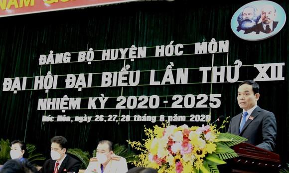 Phát triển huyện Hóc Môn thành quận trong tương lai ảnh 2