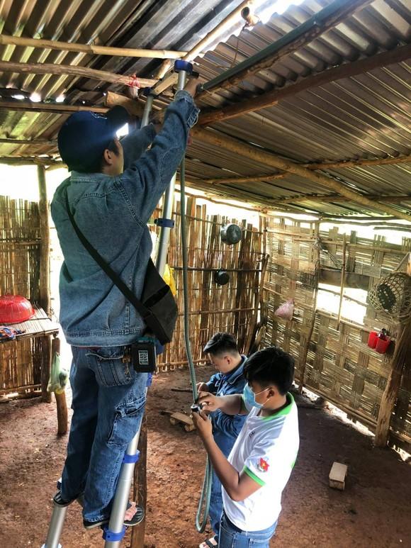 Nhiều hoạt động tuyên truyền về phân giới, cắm mốc trên địa bàn biên giới tỉnh Bình Phước       ảnh 2