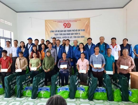 Hơn 1,2 tỷ đồng hỗ trợ đồng bào các dân tộc huyện Cư Jút, tỉnh Đắk Nông  ảnh 3