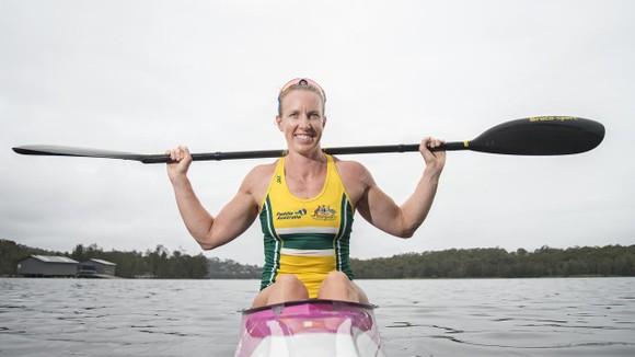 Jo Brigden-Jones sẽ tranh tài ở nội dung kayak 500m vào ngày 6-8