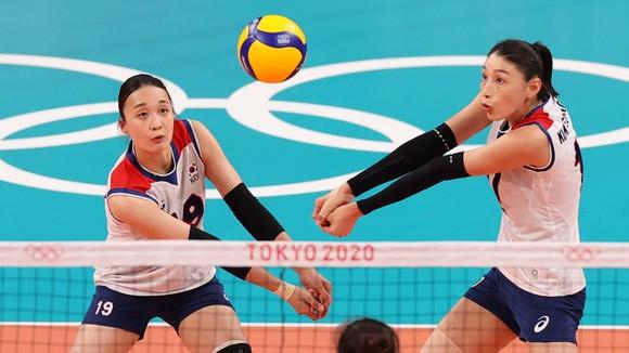 Bóng chuyền nữ: Serbia trở thành chủ nhân tấm HCĐ Olympic ảnh 1