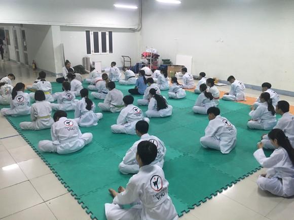 Taekwondo nở rộ trong giới sinh viên TPHCM ảnh 1