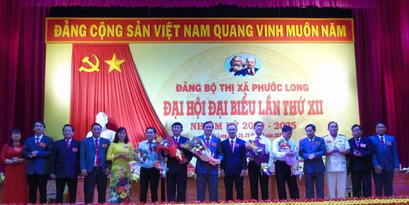 Đồng chí Phạm Thụy Luân làm Bí thư Thị ủy Phước Long ảnh 2