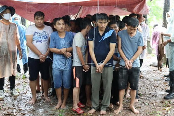 Tây Ninh: Tội phạm hình sự có dấu hiệu gia tăng ảnh 1
