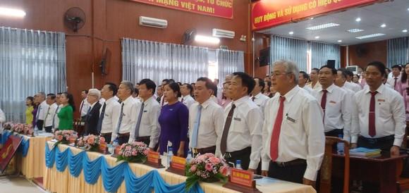 Khai mạc Đại hội đại biểu lần thứ V Đảng bộ TP Đồng Xoài ảnh 2