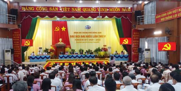 Khai mạc Đại hội đại biểu lần thứ V Đảng bộ TP Đồng Xoài ảnh 1