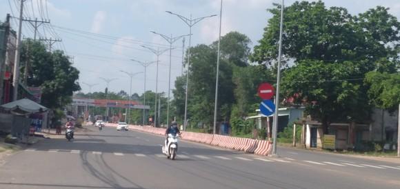 Bình Phước lập 3 chốt kiểm soát giao thông phòng chống dịch Covid-19 ảnh 2