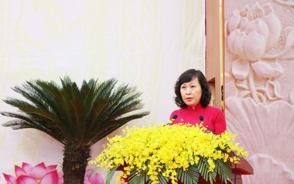 Đồng chí Huỳnh Thị Hằng tiếp tục làm Chủ tịch HĐND tỉnh Bình Phước ảnh 1