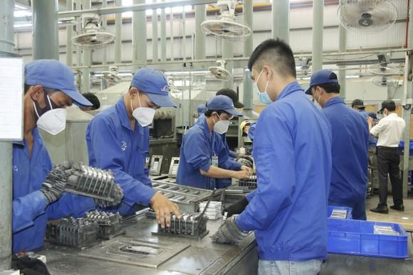 Bình Phước tổ chức lưu trú cho người lao động tại các khu công nghiệp ảnh 1