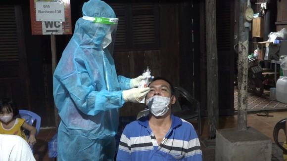 Bình Phước tổ chức lưu trú cho người lao động tại các khu công nghiệp ảnh 2