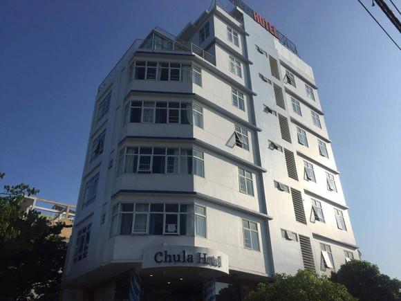 34 người Trung Quốc thuê trọn khách sạn để hoạt động phi pháp ảnh 1