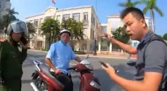 Người đăng clip vu khống Công an Đà Nẵng nhận sai, xin lỗi ảnh 1