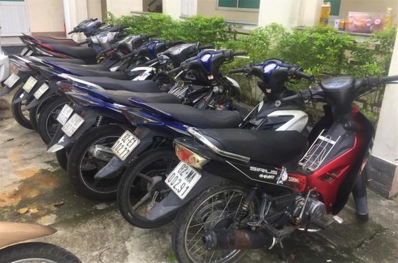 Bắt nhóm đối tượng 'teen' trộm 18 chiếc xe máy ảnh 2