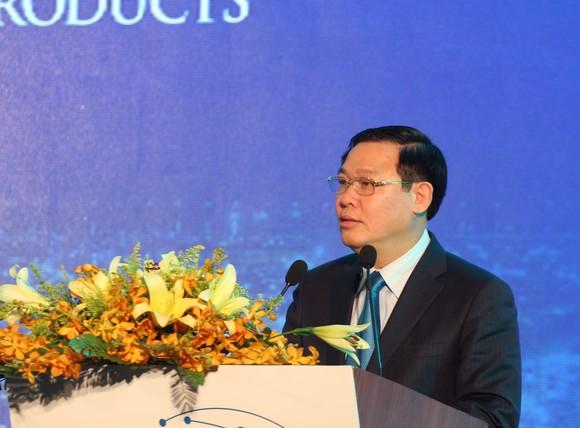 Phó Thủ tướng Vương Đình Huệ: Tạo điều kiện phát triển logistics ảnh 1