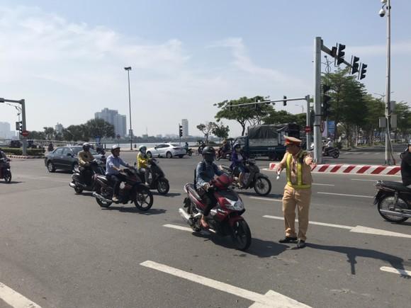 Đà Nẵng ra quân tổng kiểm soát các phương tiện giao thông đường bộ ảnh 3