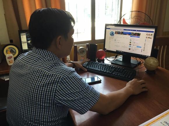 Tăng cường quản lý đô thị qua Facebook ảnh 3