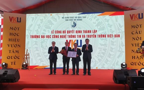 Đại học Đà Nẵng có trường chuyên về công nghệ thông tin và truyền thông ảnh 1