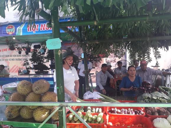 Quận Sơn Trà khai mạc Phiên chợ Nông dân 2020 ảnh 2