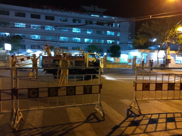 Đà Nẵng phong tỏa 3 bệnh viện lớn từ 0 giờ ngày 28-7 ảnh 5